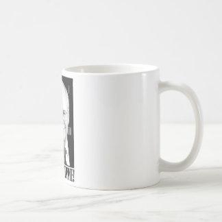 Cheney encierró al hippie tazas de café