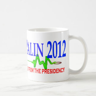 Cheney Palin 2012 Coffee Mug