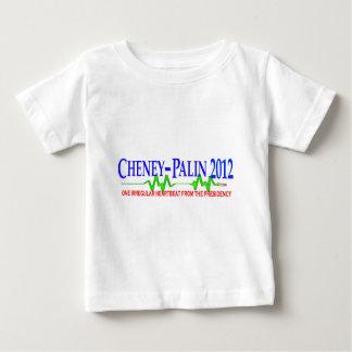 Cheney Palin 2012 T-shirts