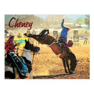 Cheney Postcard