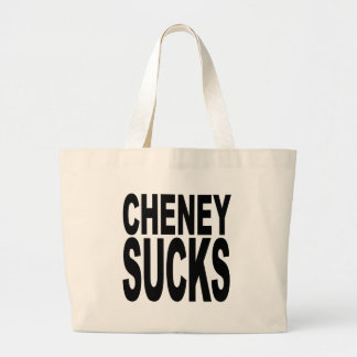 Cheney Sucks Bag