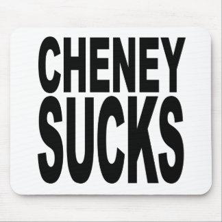 Cheney Sucks Mouse Pad