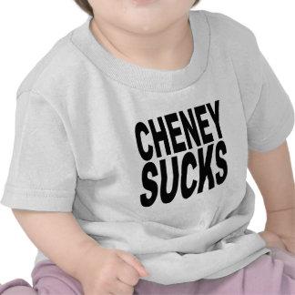 Cheney Sucks Tee Shirt