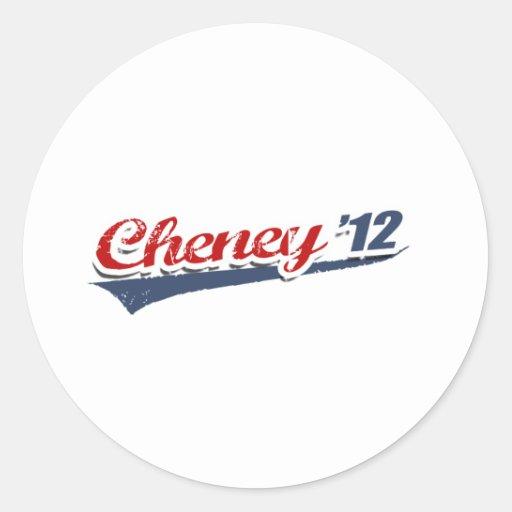 Cheney Team Sticker