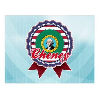 Cheney, WA Postcards