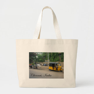 Chennai, India Canvas Bag
