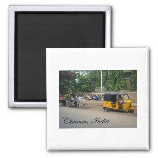 Chennai, la India Imán Cuadrado