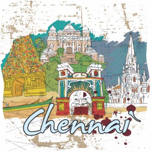 Chennai Statuette