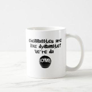 Chennaiites are like Dynamite,we're da BOMB! Coffee Mug