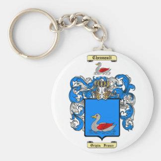 Chennault Keychain