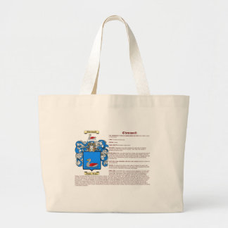 Chennault (meaning) canvas bags
