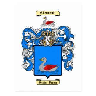 Chennault Post Card