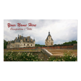 Chenonceau Business Card
