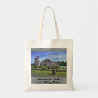 Chenonceau Castle France Photo Tote Bag