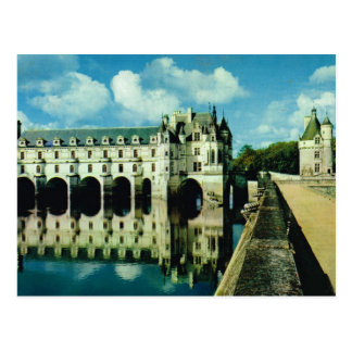 Chenonceau Chateau, Indre et Loire 1 Postcard