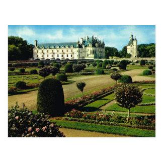Chenonceau Chateau, Indre et Loire Postcard