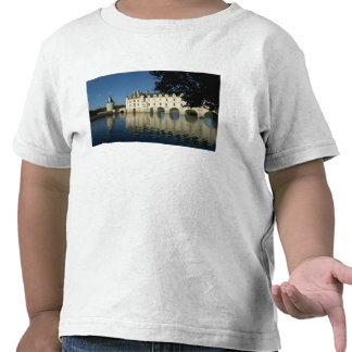 Chenonceau Chateau, River Cher, Loir-et-Cher, 2 Tee Shirts