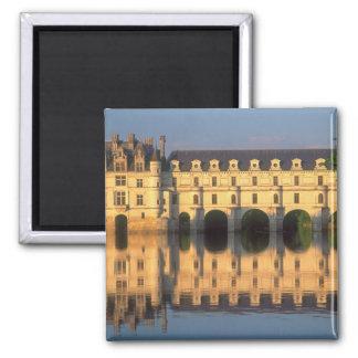 Chenonceau Chateau, River Cher, Loir-et-Cher, Magnet