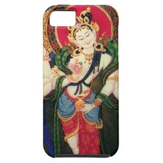 Chenrezig_Amogapasha_TIBETAN ART iPhone 5 Cases