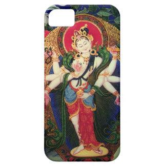 Chenrezig_Amogapasha_TIBETAN ART iPhone 5 Covers