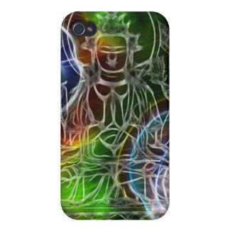 Chenrezig Energy iPhone 4 Cases