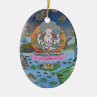 Chenrezig Ornament