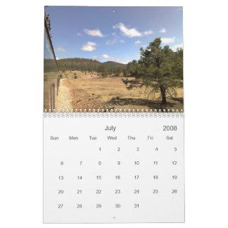Chepe sus Alrededores de Barrancas del Cobre y Calendario