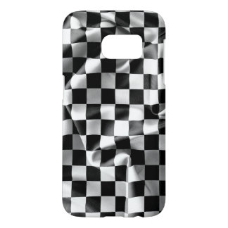 Chequered Flag Galaxy S7, Barely There Samsung Galaxy S7 Case