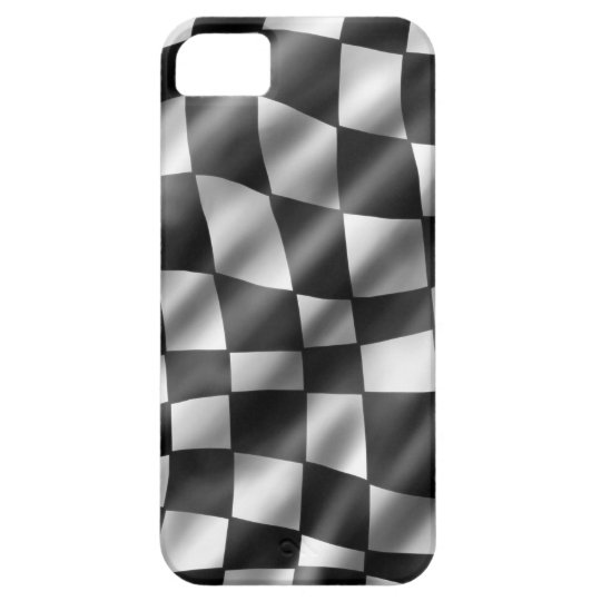 Chequered Flag iPhone SE/5/5s Case