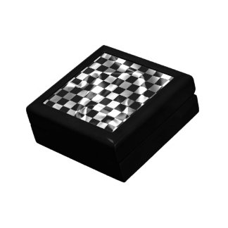 Chequered Flag Jewelry Box