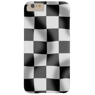 Chequered Flag With Ripple iPhone 6/6s Plus Case