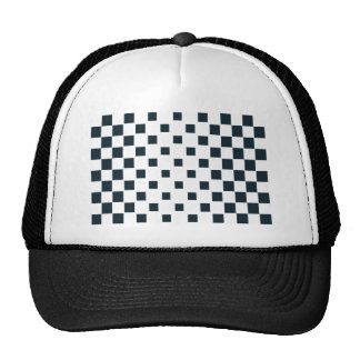 Chequered  Hats