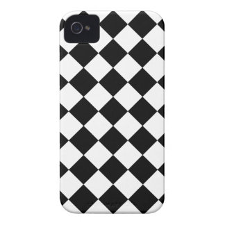 Chequered Pattern iPhone 4 Case