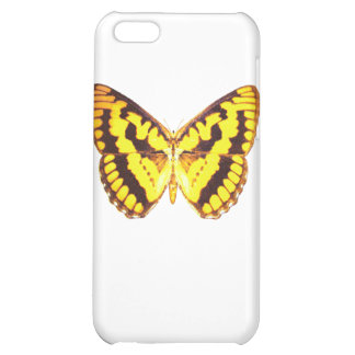Chequered Skipper Butterfly iPhone 5C Cases