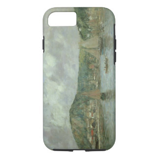 Cherbourg, 1883 (oil on canvas) iPhone 7 case
