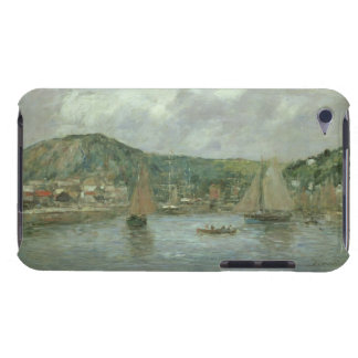 Cherbourg, 1883 (oil on canvas) iPod touch Case-Mate case