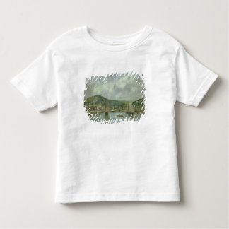 Cherbourg, 1883 (oil on canvas) toddler t-shirt