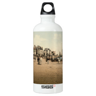 Cherbourg Habor, Basse-Normandie, France Water Bottle