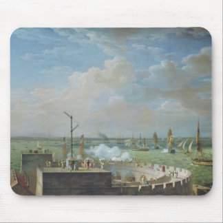 Cherbourg Harbour, 1822 Mouse Pad