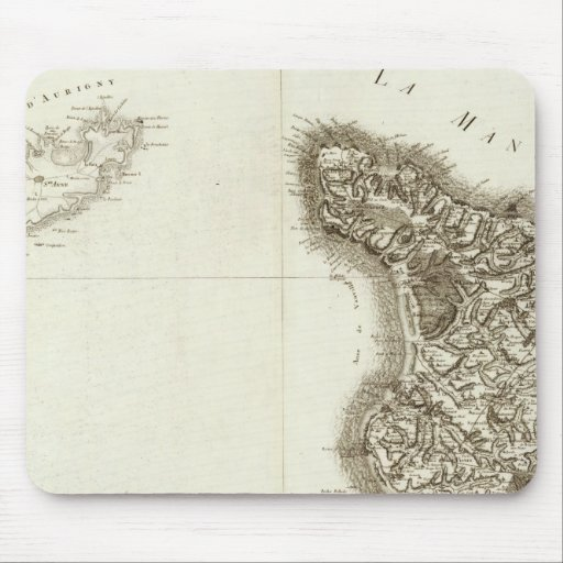 Cherbourg Mousepads