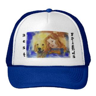 Cheri Blu Trucker Hat