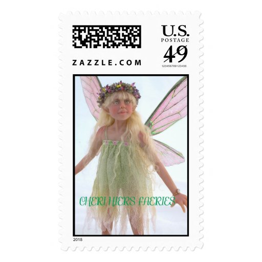 Cheri Hiers  FAERIE Stamp