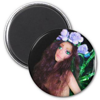 cherie by proudlittlepixie creations 2 inch round magnet