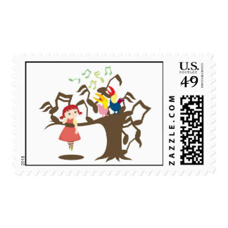 Cherie Sing A Song Postage