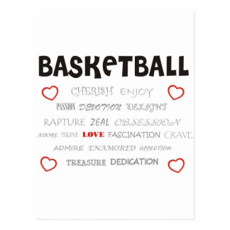 cherish-basketball. postcard