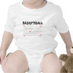 cherish-basketball. traje de bebé