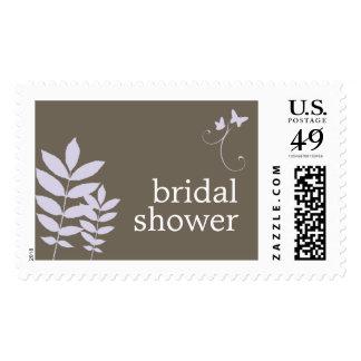 Cherish-Bridal Shower Large Postage