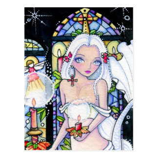 Cherish Christmas - Postcard