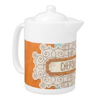 Cherish Day Teapot Kitchen Tea Pot