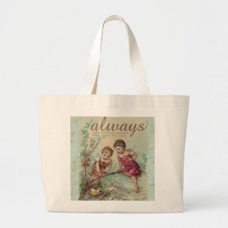 Cherish Every Moment Canvas Bags